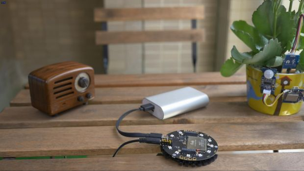 DIY-Voice-Controlled-WiFi-Speaker-