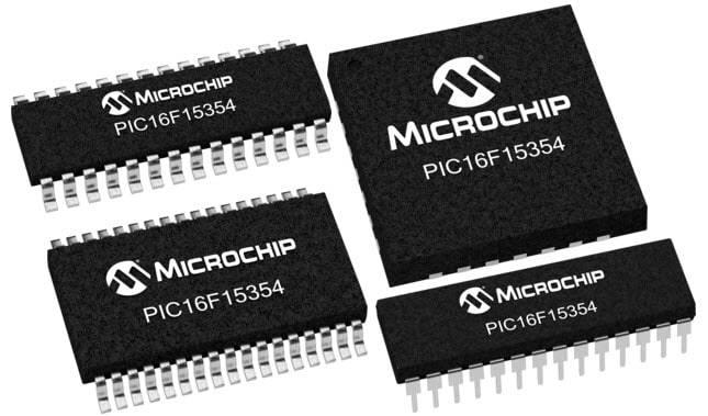 Microchip_PIC16F15354