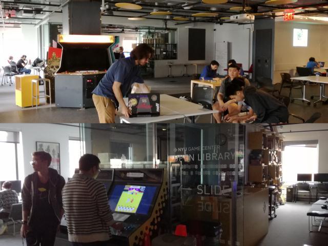 Maker Space NY訪問2017