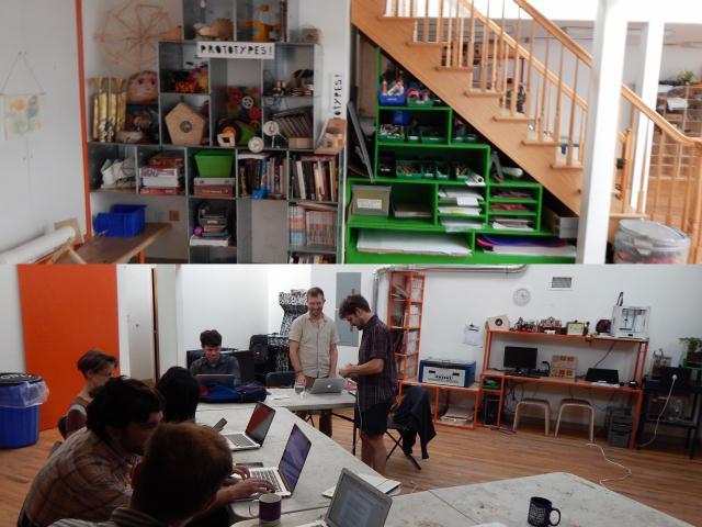 Maker Space NY訪問20171