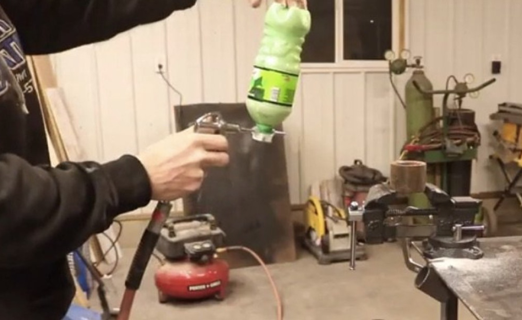 making-a-sandblaster-from-6-in-parts-and-a-soda-bottle