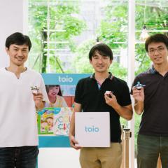 「toio」のAPIがオープンソース化された理由とその可能性