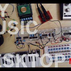 オンラインライブイベント「DIY MUSIC on DESKTOP」は7月25日(土)19:00スタート。出演者とタイムテーブルを発表します! #DIYMUSIC