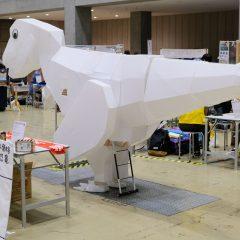 Maker Faire Tokyo 2020 Day 1レポート― 話題の外骨格恐竜、自宅粒子加速器から電飾サンバ衣装など驚きの作品がたくさん!
