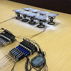 「Maker Faire Tokyo 2020」レポート #5 — 量子ビットの操作を可視化した「8bit Quantum Computer」